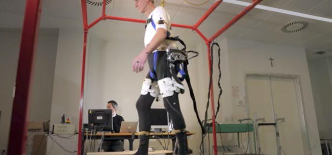 È italo-svizzero il progetto che aiuta gli anziani con la robotica