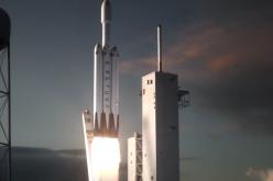 SpaceX punta la Luna con il razzo Falcon Heavy