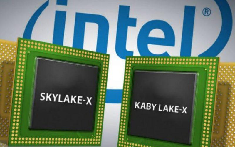 Intel potrebbe lanciare le CPU i9 nei prossimi mesi