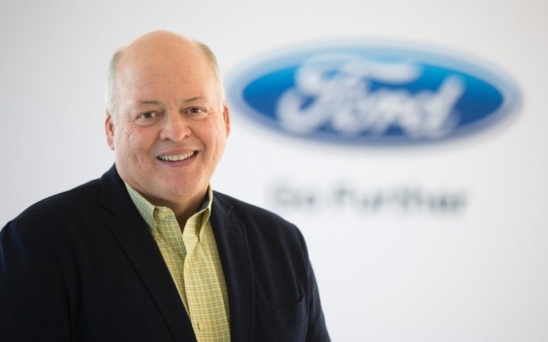 Ford, Jim Hackett rileva Mark Fields