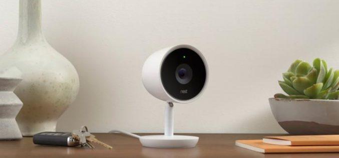 Nest Labs lancia la prima videocamera con l'Intelligenza Artificiale di Google