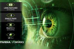 Nvidia lancia VRWorks per semplificare lo sviluppo di app per la realtà virtuale