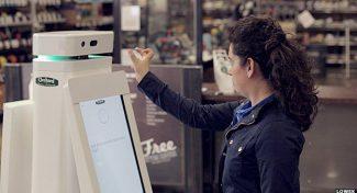 L'avanzata dei robot: metà dei dipendenti retail negli USA tornerà a casa