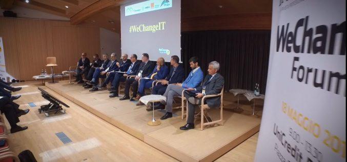 Data Manager WeChangeIT Forum 2017 Highlights
