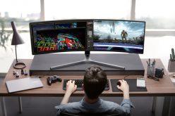Samsung presenta i primi monitor Quantum Dot HDR per il gaming