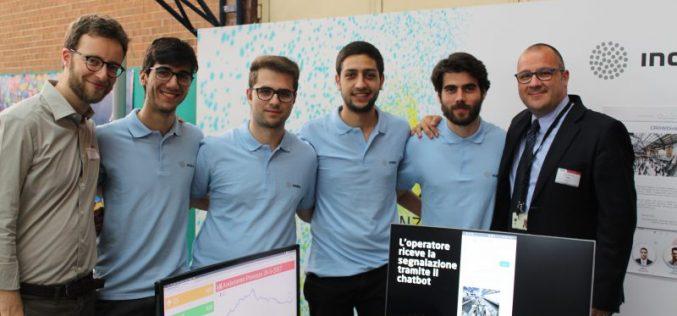 Il team Indra vince l'ELIS Innovation Day con una soluzione di safety per le stazioni ferroviarie