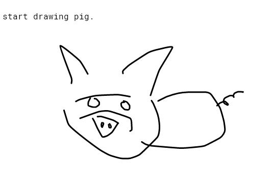 google sketch-rnn