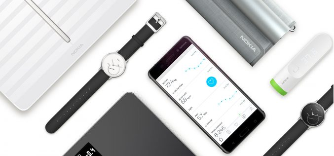 Nokia completa il rebrading del wearable Withings