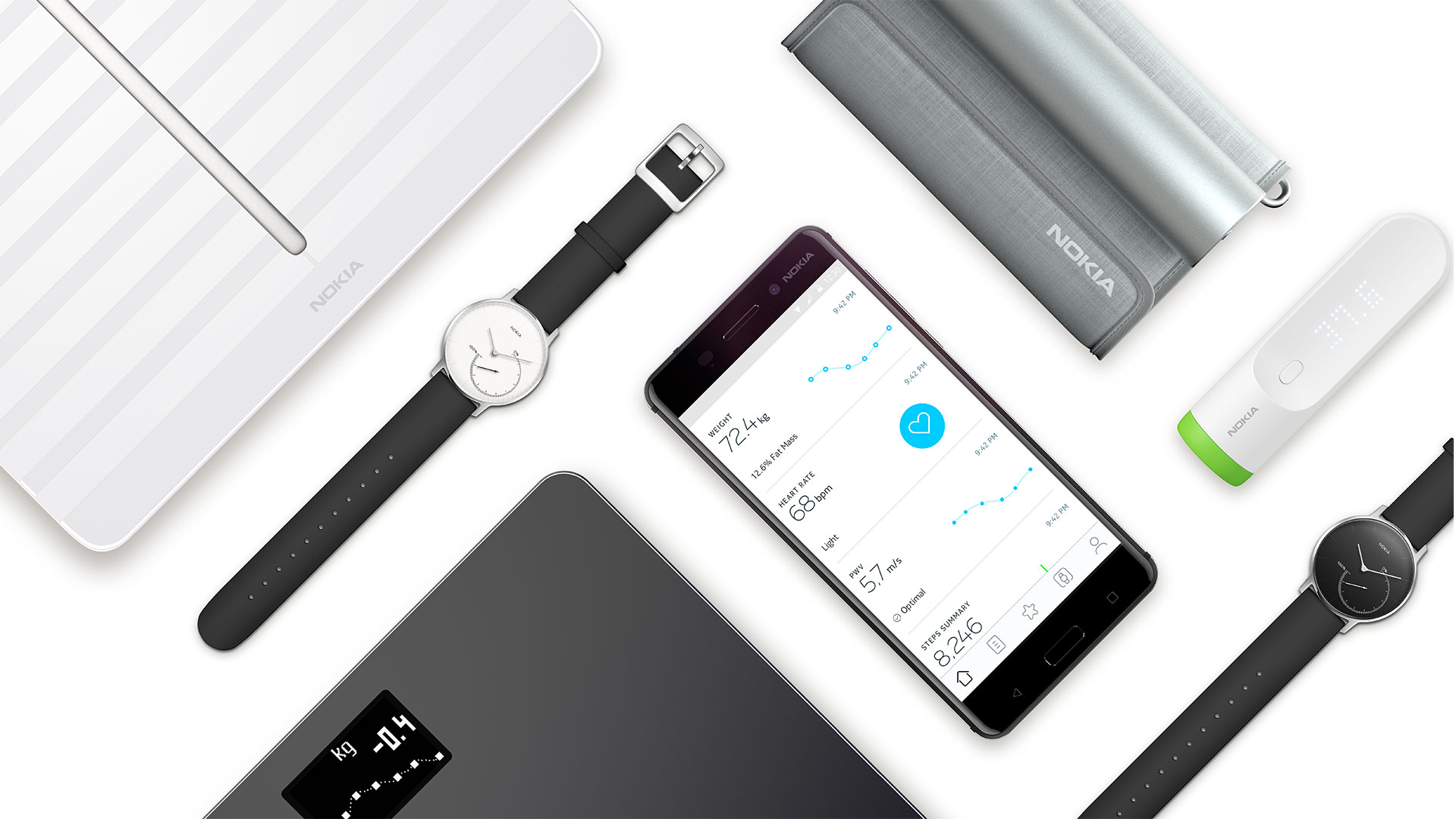 Nokia health Withings
