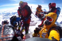 Ricoh Theta S scala il monte Everest per scatti a 360°