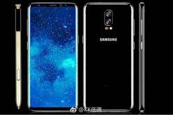 Ecco come sarà Galaxy Note 8 di Samsung