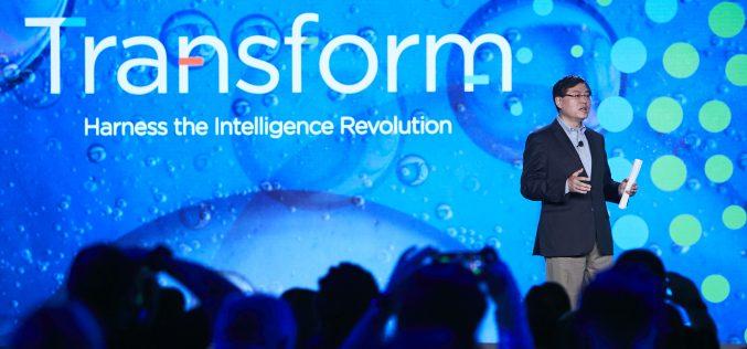 Lenovo, è l'ora della intelligent transformation
