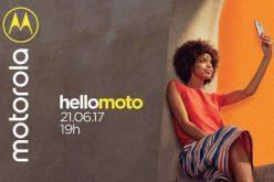 Motorola annuncia un evento per il 21 giugno, arriva Moto Z 2?