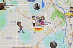 Snapchat ti aiuta a sapere sempre dove sono gli amici