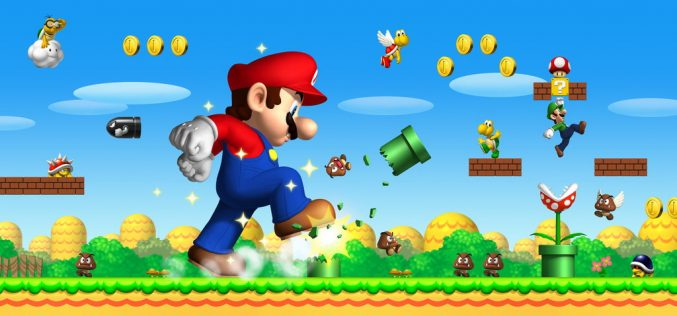 Super Mario in AR è il futuro del gaming