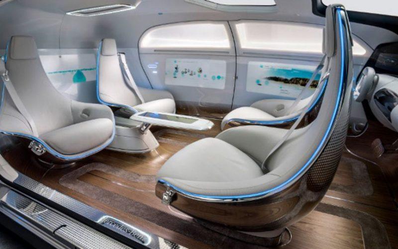Tokyo 2020: ecco le cabine senza conducente