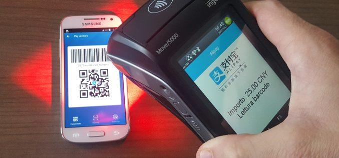 Ingenico estende l'accettazione dei pagamenti Alipay alle banche e agli Acquirer europei
