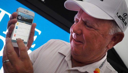 Mastercard lancia la tecnologia Qkr! per i pagamenti via mobile durante gli Open di Golf