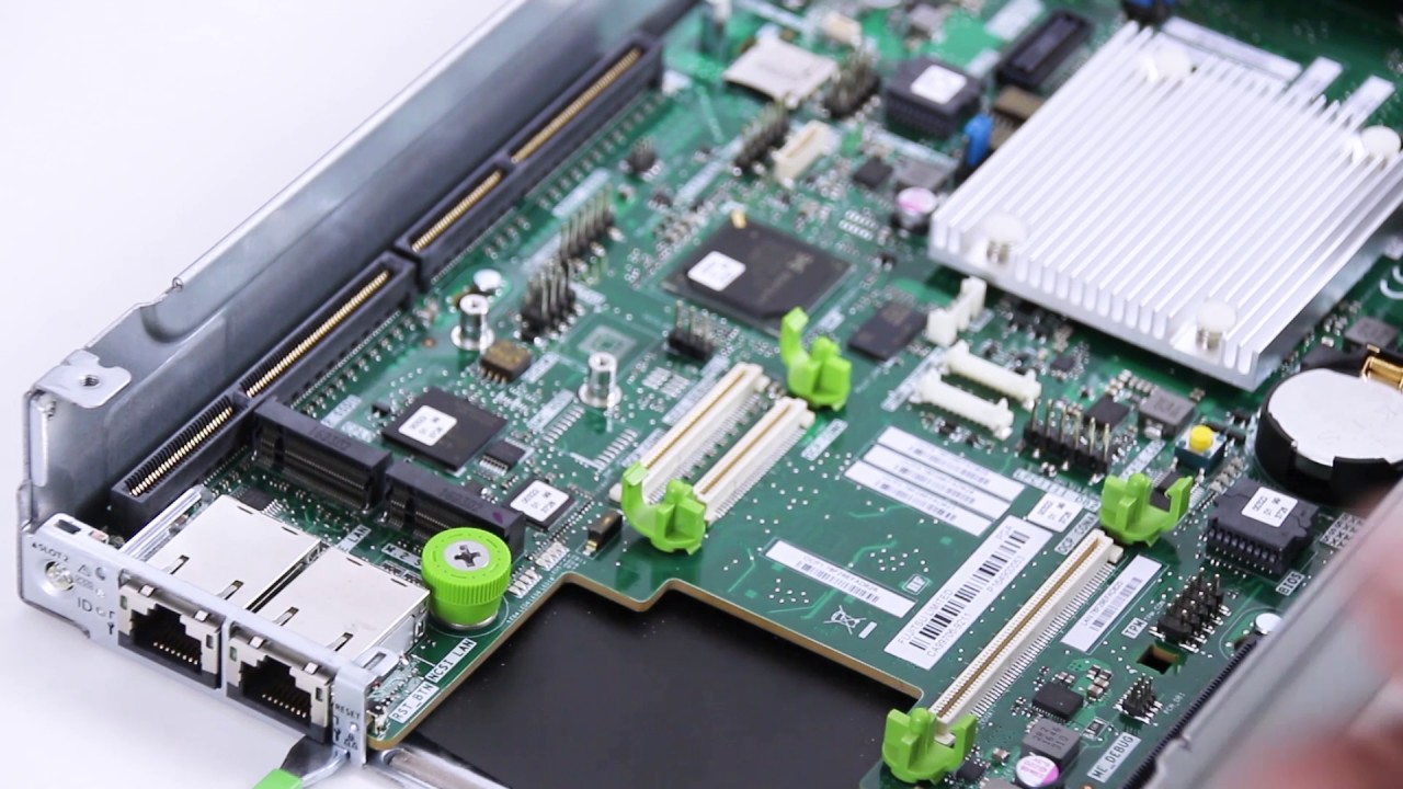 Server PRIMERGY CX400 M4