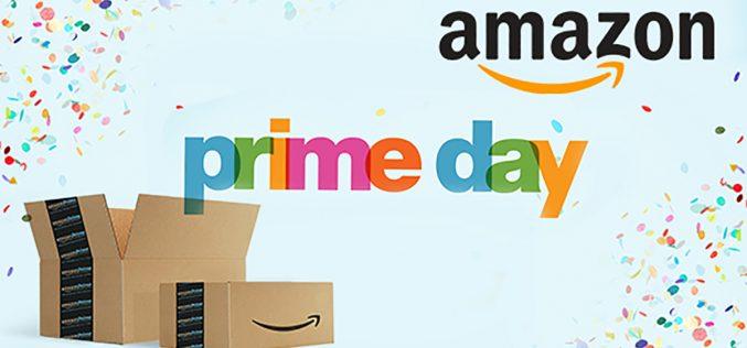 Amazon Prime Day al via alle 18.00 di oggi: ecco le anticipazioni