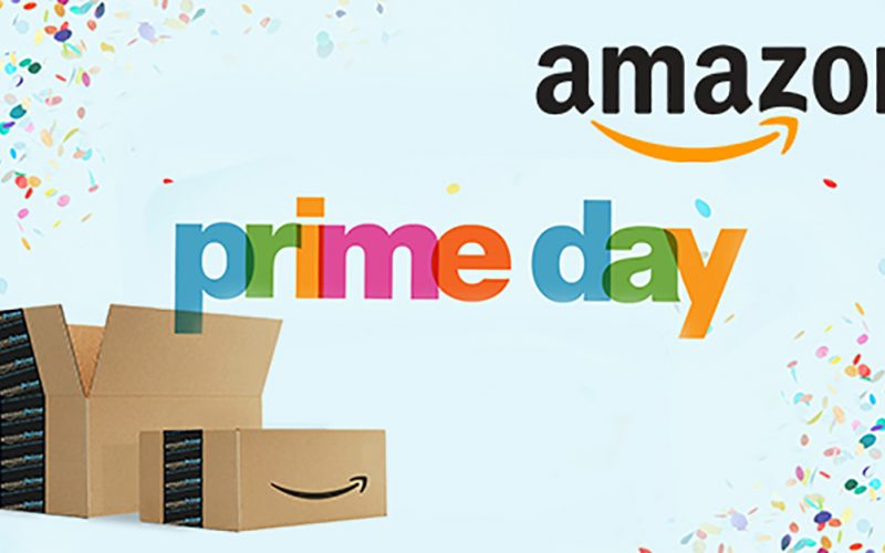 Prime Day 2017: la più grande giornata di shopping di sempre su Amazon.it