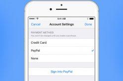 Apple estende gli acquisti digitali via PayPal