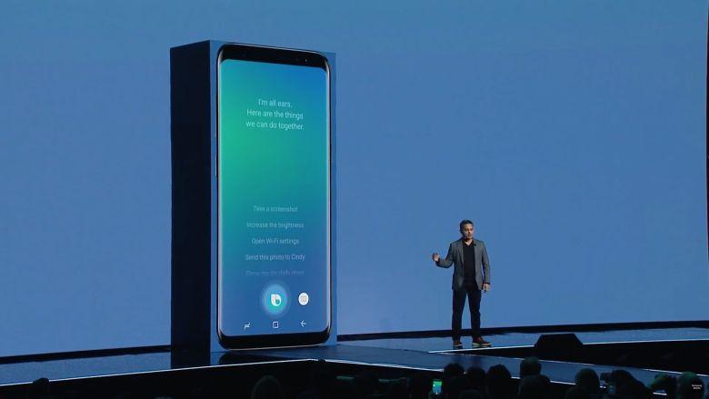 Samsung ha lanciato il negozio digitale di Bixby