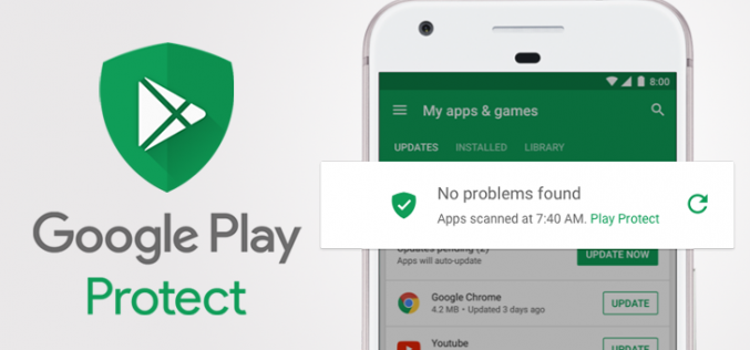 Google Play Protect, l'antivirus per Android è ufficiale