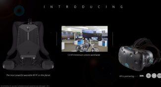 Rivoluzione HP: la realtà virtuale si indossa