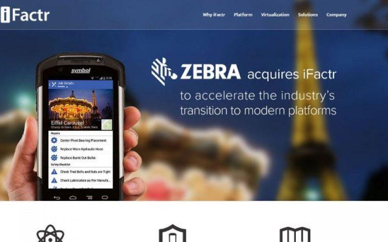 Zebra Technologies rende Open-Source la Piattaforma iFactr
