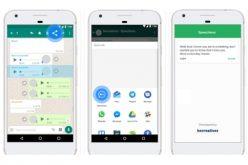 Speechless trasforma i messaggi vocali di WhatsApp in testo
