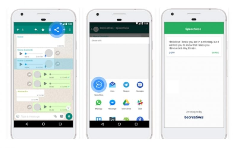 Come convertire i messaggi vocali WhatsApp in testo