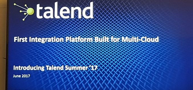 Talend punta sul cloud intelligente con il nuovo Data Fabric