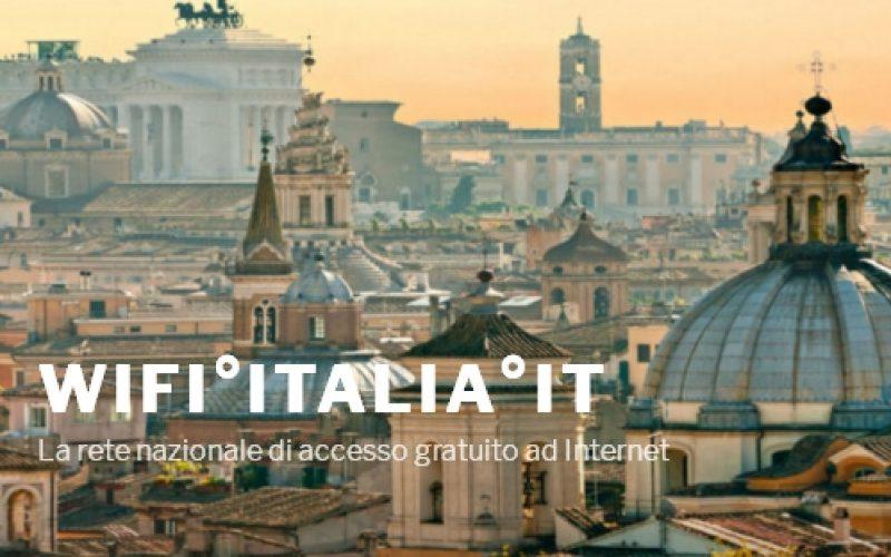 WiFi Italia, un solo account per accedere gratis alla rete pubblica