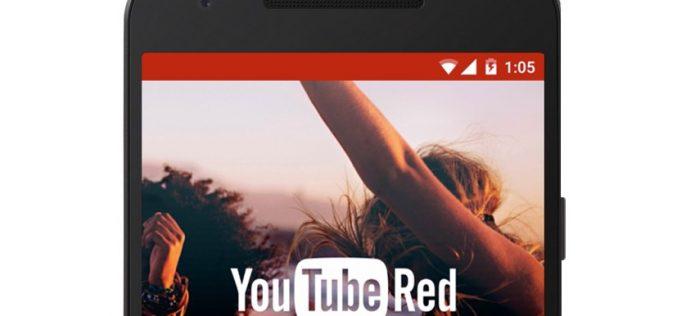 YouTube Red e Play Music insieme per un servizio unico