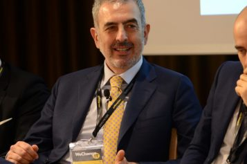 Video: Industry 4.0 l'intervento di Bernardo Centrone a #WeChangeIT Forum