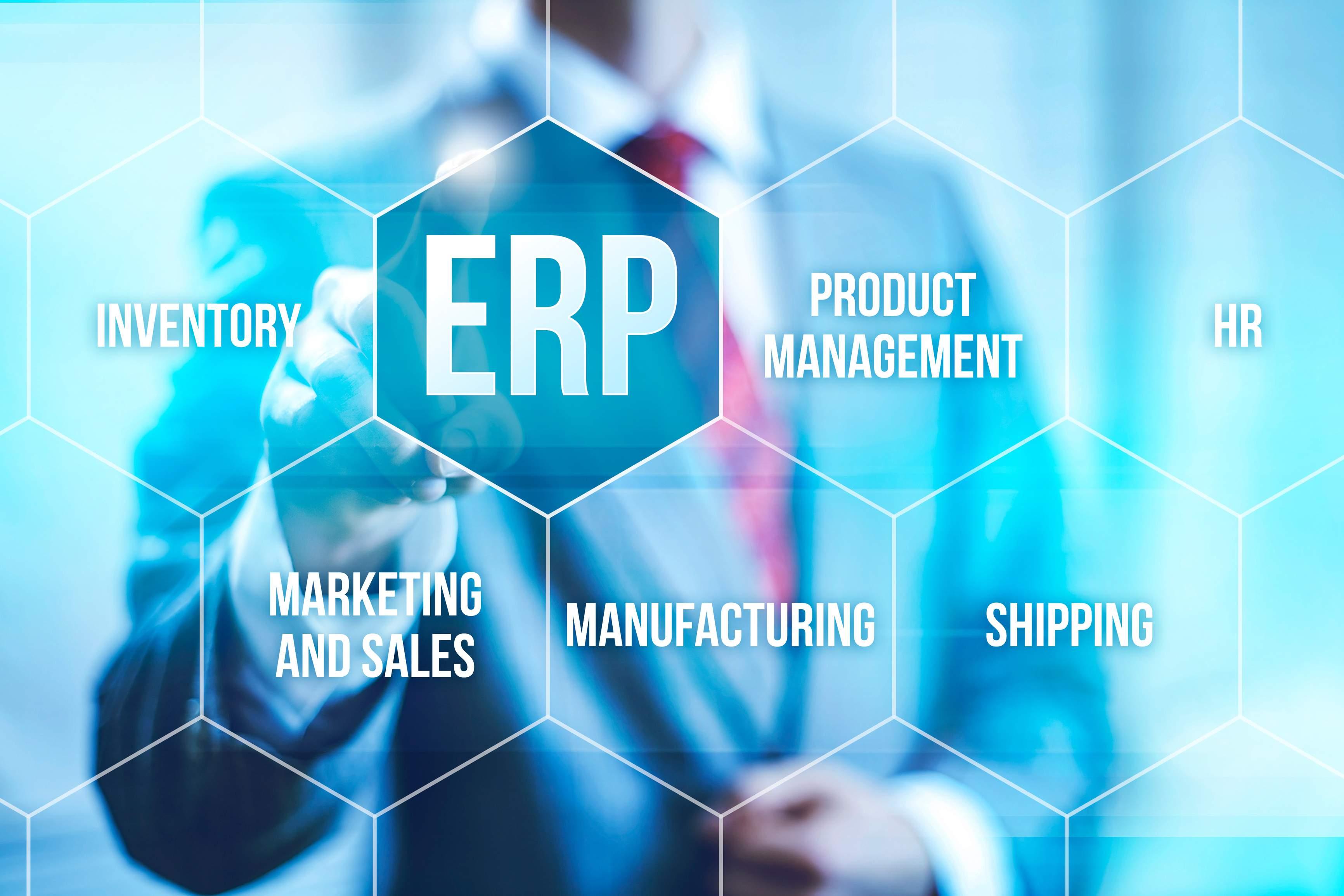 Mercato del software ERP: SAP al primo posto per fatturato