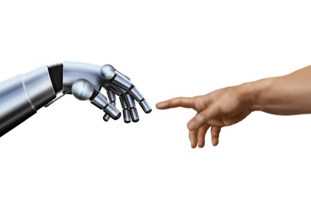 Interazione uomo-macchina, il futuro è più organico