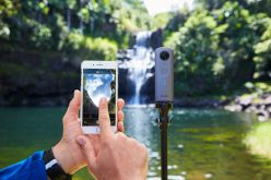 Ricoh THETA V, la nuova fotocamera per immagini a 360 gradi che registra video in 4K con audio spaziale