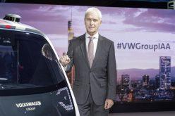 """Il Gruppo Volkswagen lancia la """"Roadmap E"""""""