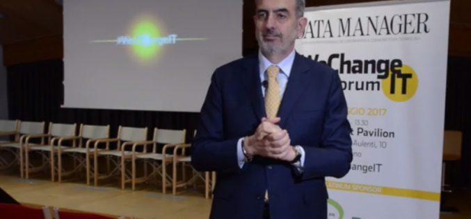 Videointervista a Bernardo Centrone, Orange Business Services