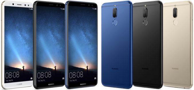 Huawei Mate 10 Lite avrà quattro fotocamere