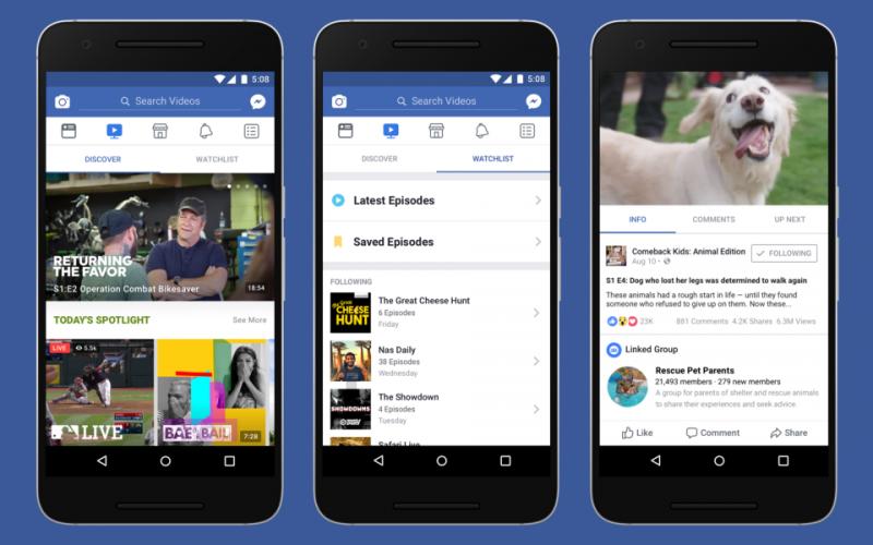 Facebook, 'obiettivo video': trattativa con le major e anti-pirateria