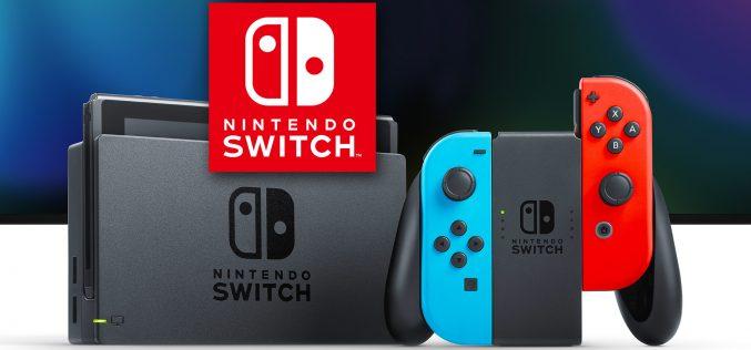 Switch senza sosta: è la console più venduta anche ad agosto