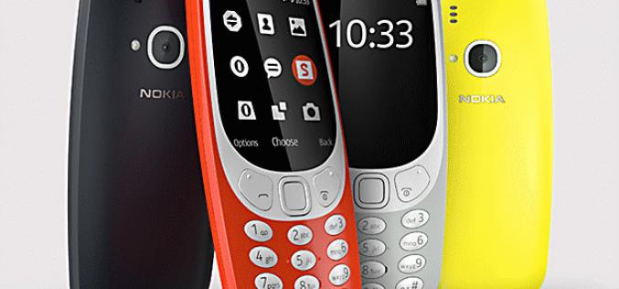 Il Nokia 3310 3G è realtà