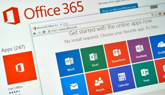 Office 365 down in tutta Europa: cosa è successo
