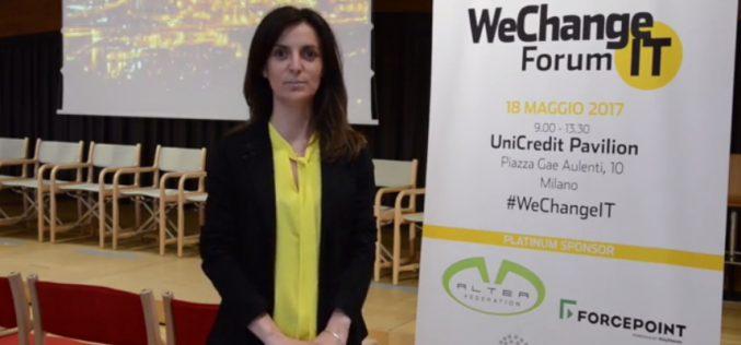 Videointervista a Elena Selva, Aeroporto G. Marconi Bologna