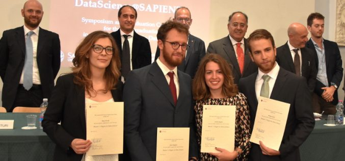 Data science in Italia, alla Sapienza i primi laureati