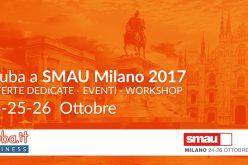 Aruba partecipa a SMAU Milano per presentare Global Cloud Data Center e i suoi servizi