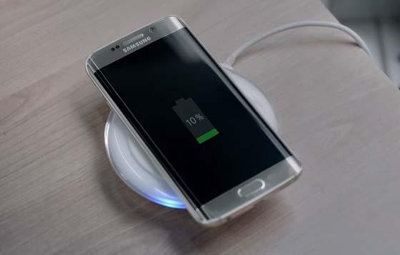 Samsung brevetta un nuovo caricabatterie wireless per